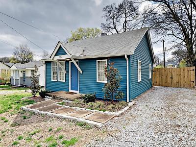East Nashville Single Family Home For Sale: 314 Marshall St