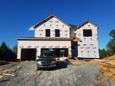 Clarksville Single Family Home For Sale: 11 Morningwood
