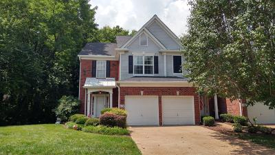 Old Hickory Condo/Townhouse For Sale: 231 Green Harbor Rd #102