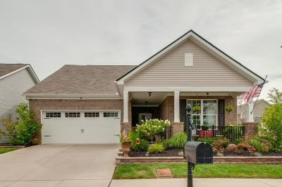 Hermitage Single Family Home Active Under Contract: 1800 Stonewater Dr