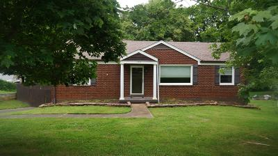 Clarksville Single Family Home For Sale: 139 Keith Dr