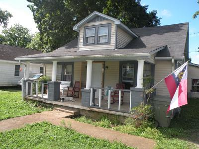 Lawrenceburg Single Family Home Active Under Contract: 411 5th St