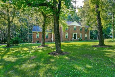 Franklin Single Family Home For Sale: 414 Cross Creek Ct
