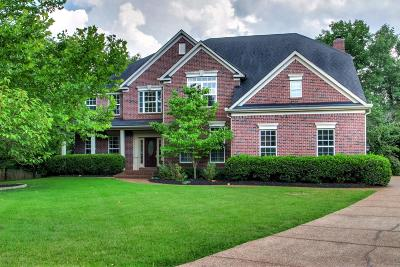 Brentwood Single Family Home For Sale: 7031 Stone Run Dr