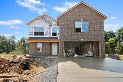 Southside Single Family Home For Sale: 1480 Mt. Herman