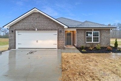Southside Single Family Home For Sale: 1490 Mt. Herman Rd