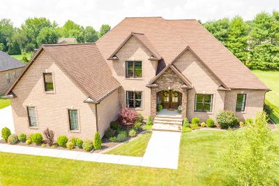 Adams, Clarksville, Springfield, Dover Single Family Home For Sale: 3117 Carrie Taylor Cir