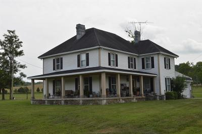 Shelbyville Single Family Home For Sale: 2460 Hwy 82 South