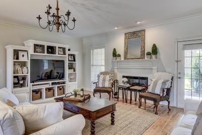 Hendersonville Single Family Home For Sale: 209 Chapel Ct S