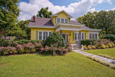 Pulaski Single Family Home For Sale: 338 E Jefferson St