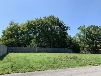 Nashville Residential Lots & Land For Sale: 3303 Bronte Ave
