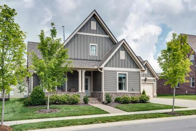 Franklin Single Family Home For Sale: 849 Fontwell Ln