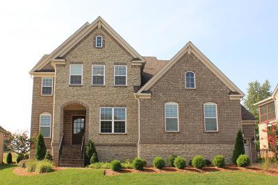 Gallatin Single Family Home For Sale: 957 Vinings Blvd