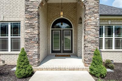 Nolensville Single Family Home For Sale: 133 Dobson Knob Trail