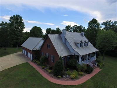 Sparta Single Family Home For Sale: 320 Overlook Dr