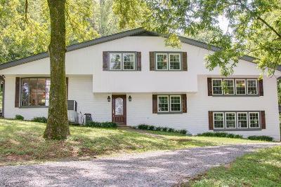 Hendersonville Single Family Home For Sale: 2464 Center Point Rd