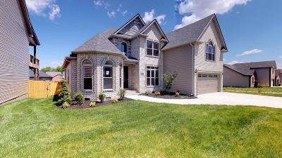 Fields Of Northmeade Single Family Home For Sale: 1563 Cobra Lane