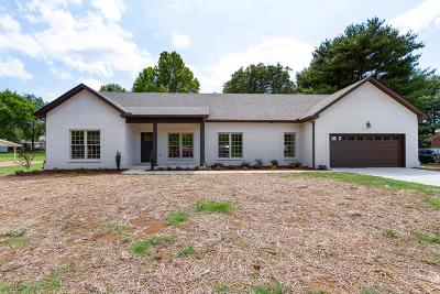 Murfreesboro Single Family Home For Sale: 197 Amherst Dr