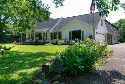 Franklin Single Family Home For Sale: 1763 Old Hillsboro Rd