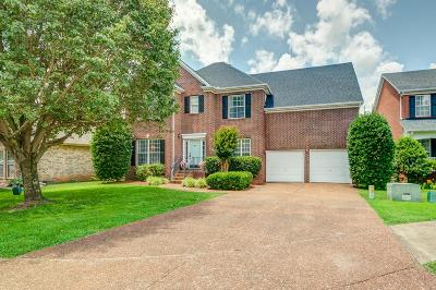 Franklin TN Single Family Home For Sale: $419,900