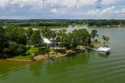 Franklin County Single Family Home For Sale: 721 Waters Edge Dr