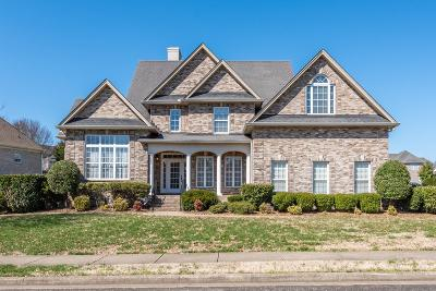 Hendersonville Single Family Home Active Under Contract: 1009 Somerset Downs Blvd