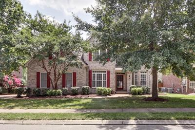 Franklin Single Family Home For Sale: 231 Stonehaven Cir
