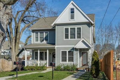East Nashville Single Family Home Active Under Contract: 1105B Boscobel St