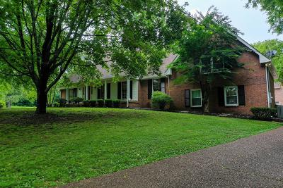 Hendersonville Single Family Home For Sale: 106 Sioux Ct