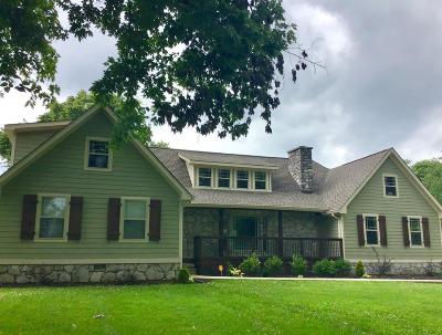 Sumner County Single Family Home Active Under Contract: 1038 Bradley Rd