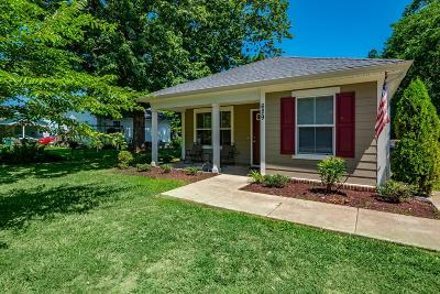 Single Family Home For Sale: 629 Alex Dr