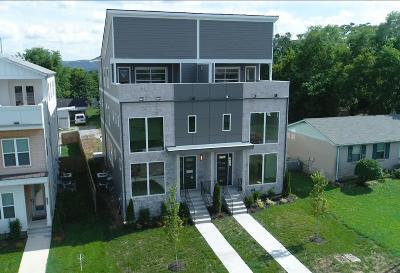 Nashville Single Family Home For Sale: 1003A Summit Avenue