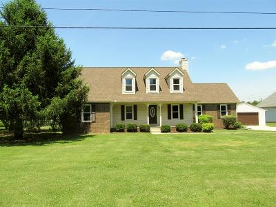 Murfreesboro Single Family Home For Sale: 9647 Mount Ayre Way