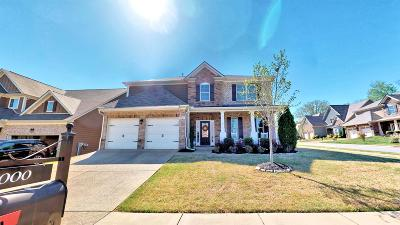 Spring Hill Single Family Home For Sale: 4000 Corey Ct