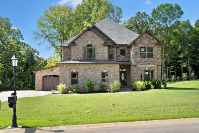 Clarksville Single Family Home For Sale: 1120 Reda Drive Lot 28