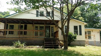 Erin Single Family Home For Sale: 4446 Spring Valley Rd