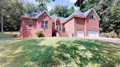 Franklin Single Family Home For Sale: 2718 McLemore Road