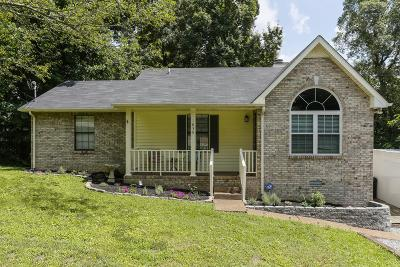 White House Single Family Home Active Under Contract: 1839 Winding Way Dr