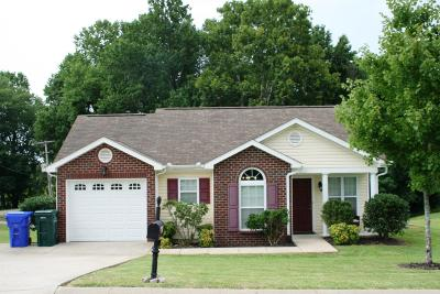 White House Single Family Home Active Under Contract: 101 Granda Flora Dr