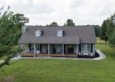 Erin Single Family Home Active Under Contract: 2195 Darrell Rye Rd