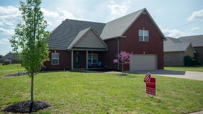 Smyrna Single Family Home Active Under Contract: 8104 Dave Way