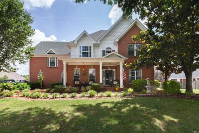 Murfreesboro Single Family Home For Sale: 372 Abbie Rd