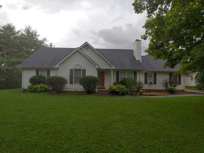 Murfreesboro Single Family Home For Sale: 3444 Watts Ln