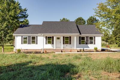 Summertown Single Family Home For Sale: 93 Alexander Springs Rd