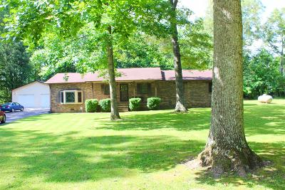 Palmer Single Family Home For Sale: 419 Tatesville Rd