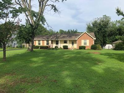 Old Hickory Single Family Home For Sale: 218 Green Harbor Rd