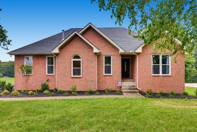 Mount Juliet Single Family Home For Sale: 562 N Greenhill Rd