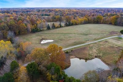 Farm For Sale: 2 Wiley Brown Rd