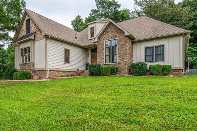 Dickson Single Family Home For Sale: 500 Rickert Camp Rd