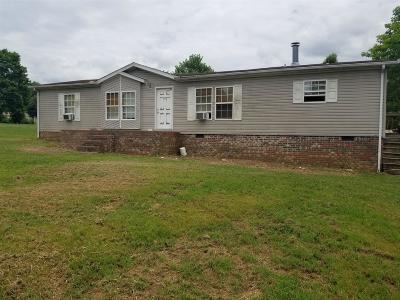 Smithville TN Single Family Home For Sale: $84,900